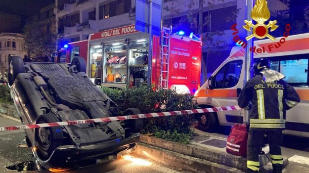 incidente, Messina, Cronaca