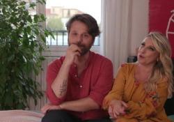 Katia Follesa e Angelo Pisani raccontano la loro famiglia: «Ci ho messo 7 anni per conquistarlo»  - Corriere Tv