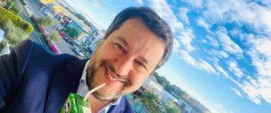 Matteo Salvini - Foto Facebook