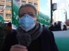 """Il grido di protesta dei lavoratori della sanità siciliana a Palermo: """"Siamo allo stremo"""""""