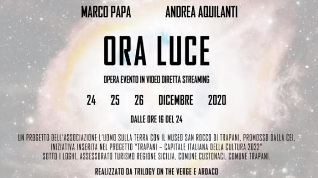 Custonaci, Andrea Acquilanti, Marco Papa, Trapani, Cultura