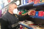 Scicli, sequestrati 64mila prodotti in un negozio cinese