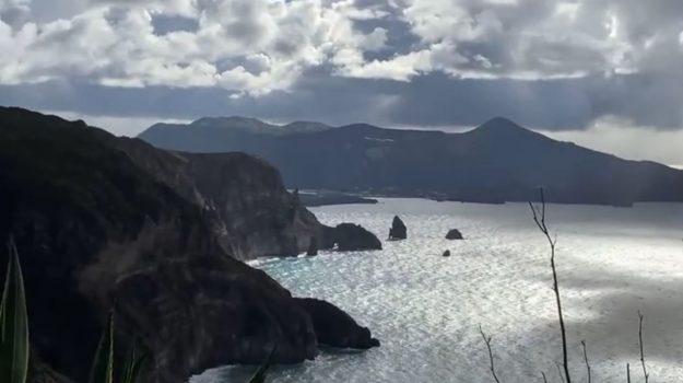 eolie, neve, Messina, Cronaca