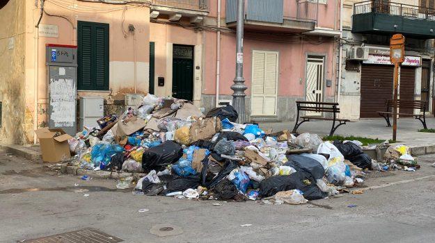 bellolampo, rifiuti, Palermo, Cronaca