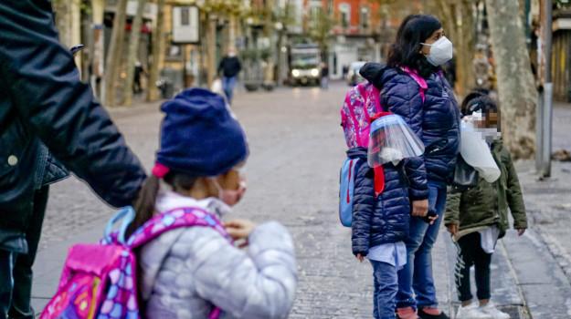 coronavirus, scuola, Leoluca Orlando, Palermo, Politica