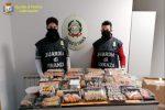 """""""Non idoneo al consumo"""", sequestrati oltre mille pezzi di sushi a Mussomeli"""