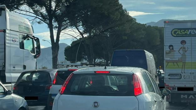 isola delle femmine, Maltempo, Palermo, Cronaca