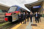 Nuovo treni Pop in circolazione in Sicilia, consegnato a Siracusa