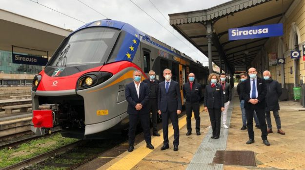 trasporti, treni, Siracusa, Economia