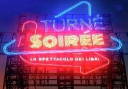 «Turné Soirée», il programma che racconta il mondo dei libri Lo spettacolo dei libri a cura di Damiano Realini - Corriere Tv