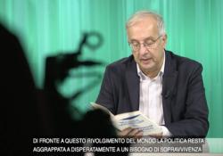 Walter Veltroni legge il suo nuovo libro: l'ultimo capitolo dedicato all'Italia al tempo della pandemia «Labirinto italiano. Viaggio nella memoria di un Paese» è edito da Solferino con la prefazione di Luciano Fontana - Corriere Tv