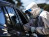 Coronavirus, 8.824 positivi e 377 vittime