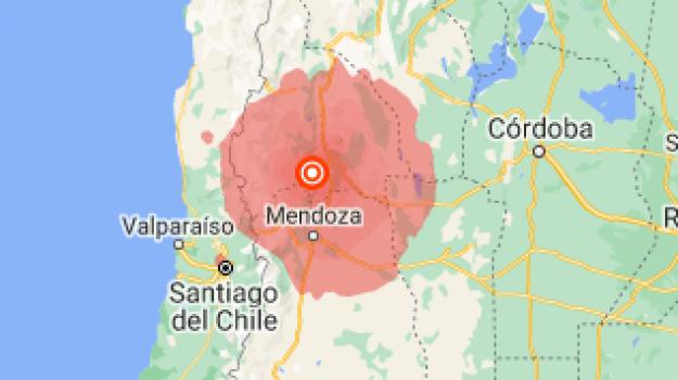 argentina, terremoto, Sicilia, Mondo