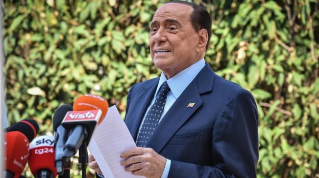 centrodestra, Giorgia Meloni, Matteo Salvini, Silvio Berlusconi, Sicilia, Politica