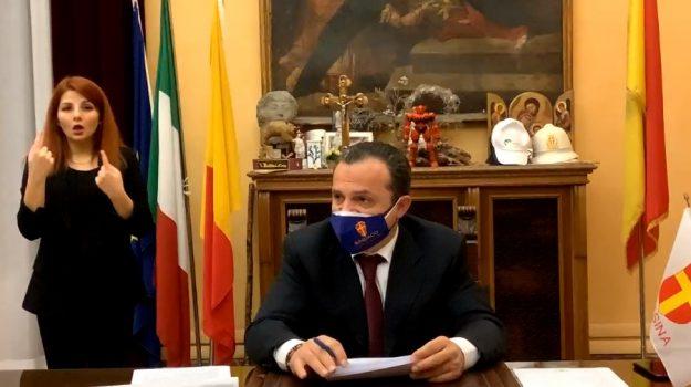 coronavirus, Cateno De Luca, Messina, Politica