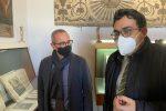 L'assessore Alberto Samonà effettua un sopralluogo nella chiesa San Giovanni di Malta - San Placido e dei Compagni Martiri, a Messina