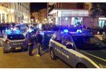 Controlli della polizia a Caltanissetta