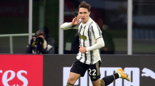 Juventus, Milan, SERIE A, Federico Chiesa, Sicilia, Calcio