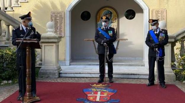 carabinieri, Gianfranco Cavallo, Messina, Cronaca