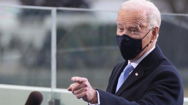 USA, Joe Biden, Sicilia, Mondo