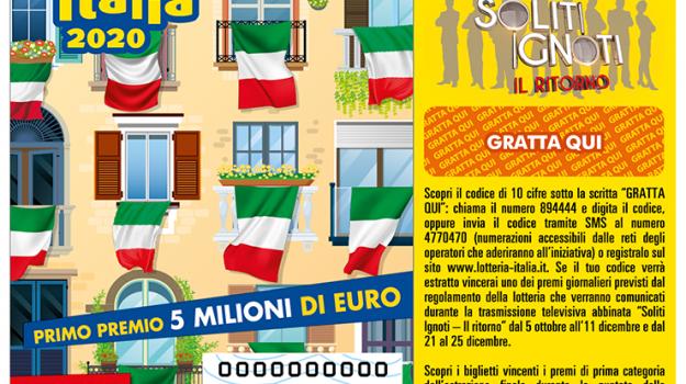 cammarata, catania, lotteria italia, messina, Sicilia, Cronaca