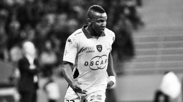Christopher Maboulou, Sicilia, Calcio