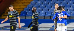La Sampdoria batte 2-1 l'Inter