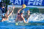Gol di Damonte (TeLiMar Palermo) contro l'Ortigia Siracusa - foto di Maria Angela Cinardo