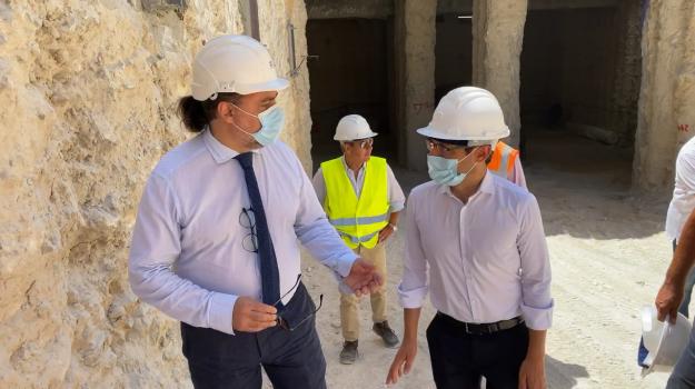 infrastrutture, m5s, Adriano Varrica, Palermo, Politica