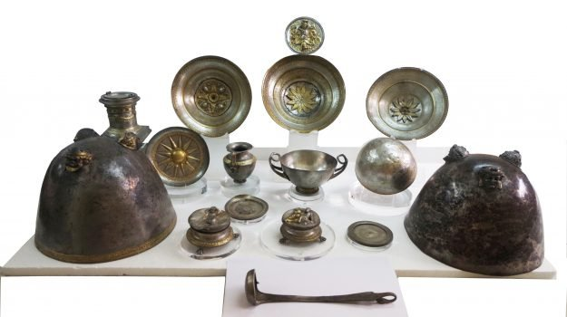 beni culturali, Morgantina, Enna, Cultura