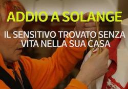Addio a Solange, la sua lunga carriera comincia negli anni '80 come sensitivo Il sensitivo trovato senza vita nella sua casa - Ansa