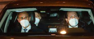 Governo, Conte al Quirinale da Mattarella: incontro interlocutorio