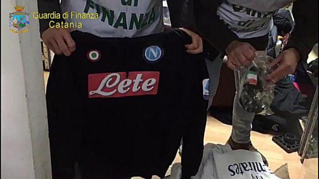 contraffazione, Catania, Cronaca