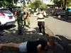 Coronavirus, a Bali turisti senza mascherina puniti con 50 flessioni: il video impazza sui social