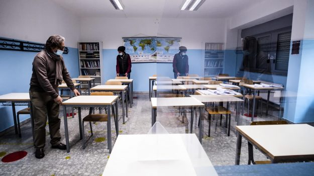 coronavirus, scuola, varianti, Agrigento, Cronaca