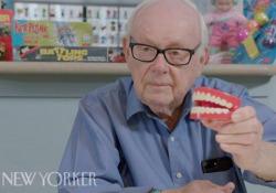 «Eddy's World», dentro il mondo dell'inventore di giocattoli Eddy Goldfarb  - Corriere Tv