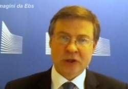 Italia, Dombrovskis: «Crisi non ostacoli lavoro sul Recovery» «Siamo in contatto con autorità italiane, lavoro va avanti» - Ansa
