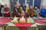 Dopo aver sconfitto il coronavirus compie 108 anni: Bronte in festa per zia Lucia