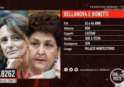 """Ministre di Italia Viva scomparse: a «Che Succede» l'ironico video in stile 'Chi l'ha visto' Nel programma condotto da Geppi Cucciari è andato in onda un finto servizio sulla """"scomparsa"""