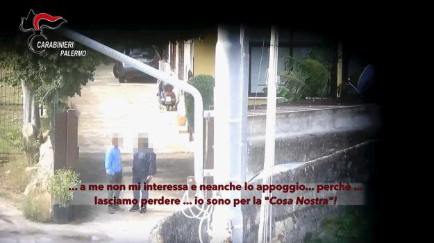 Cosa Nostra, mafia, Palermo, Cronaca