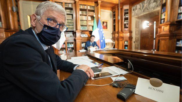 governo, Piero Benassi, Sicilia, Politica