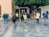Raccolta rifiuti ad Alcamo, 26 operai a rischio: scoppia la protesta