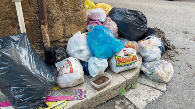 CASTELVETRANO, rifiuti, Trapani, Cronaca