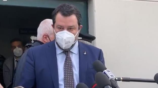 coronavirus, Matteo Salvini, Sicilia, Politica
