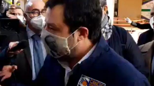 Lega, Matteo Salvini, Palermo, Politica