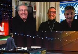 Sanremo 2021, Fiorello scherza con Amadeus: «Deciderò all'ultimo se esserci, sarò il tuo Ciampolillo» Conduttore e showman ospiti da Fazio. E «Ama» commenta: «Dobbiamo farlo con lo stesso spirito dell'anno scorso» - Ansa