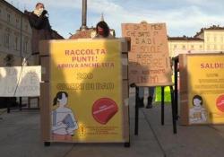 Scuola, popolo anti dad torna in piazza a Torino: «Dal Governo solo false promesse»