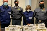 Sequestro al porto di Catania, bloccato carico con 72 chili di sigarette di contrabbando