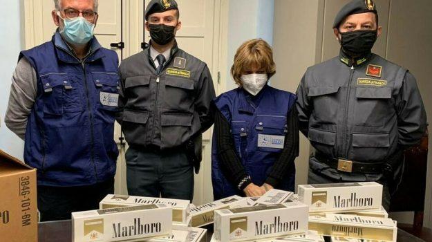 contrabbando, sequestri, sigarette, Catania, Cronaca