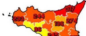 Coronavirus in Sicilia, sei province in bilico sulla zona rossa: picco di contagi in tutta l'Isola